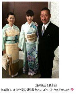 小林麻央の母親画像を解禁!結婚式の画像がガセである証拠が確立した!