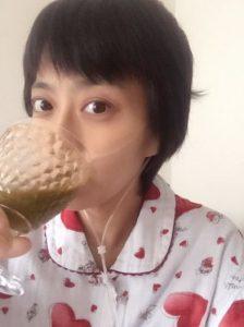 小林麻央 ブログ kokoro 最新の「ほうれんそう プラス 」の画像で感じた安心・・・家族の愛が癌に効いている